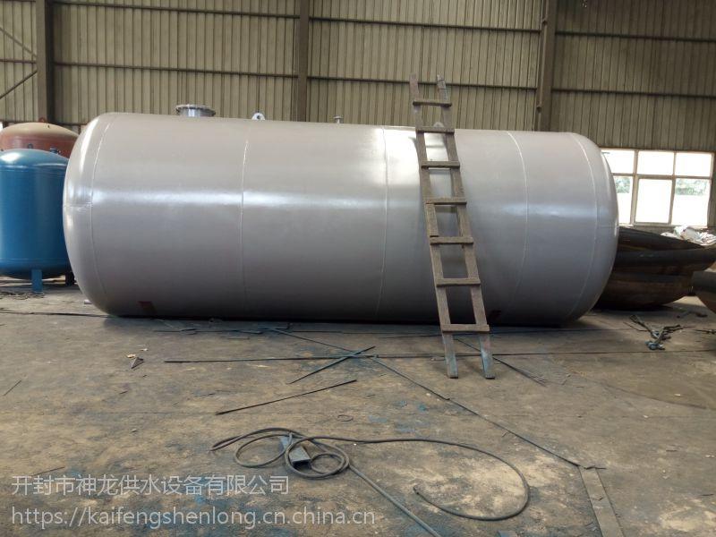 大型储罐SF玻璃钢储油罐定制加工2018开封神龙新产品双层储运罐