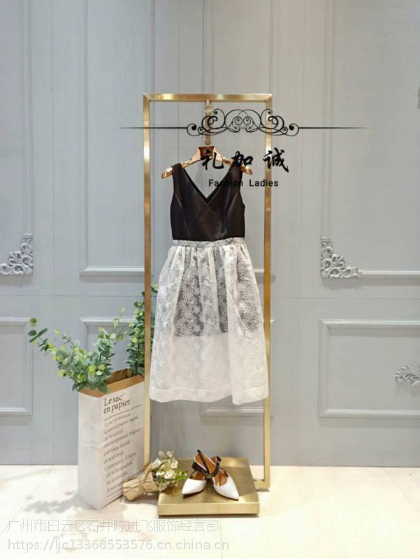 欧时力品牌折扣女装店一手货源哪里找 批发走份