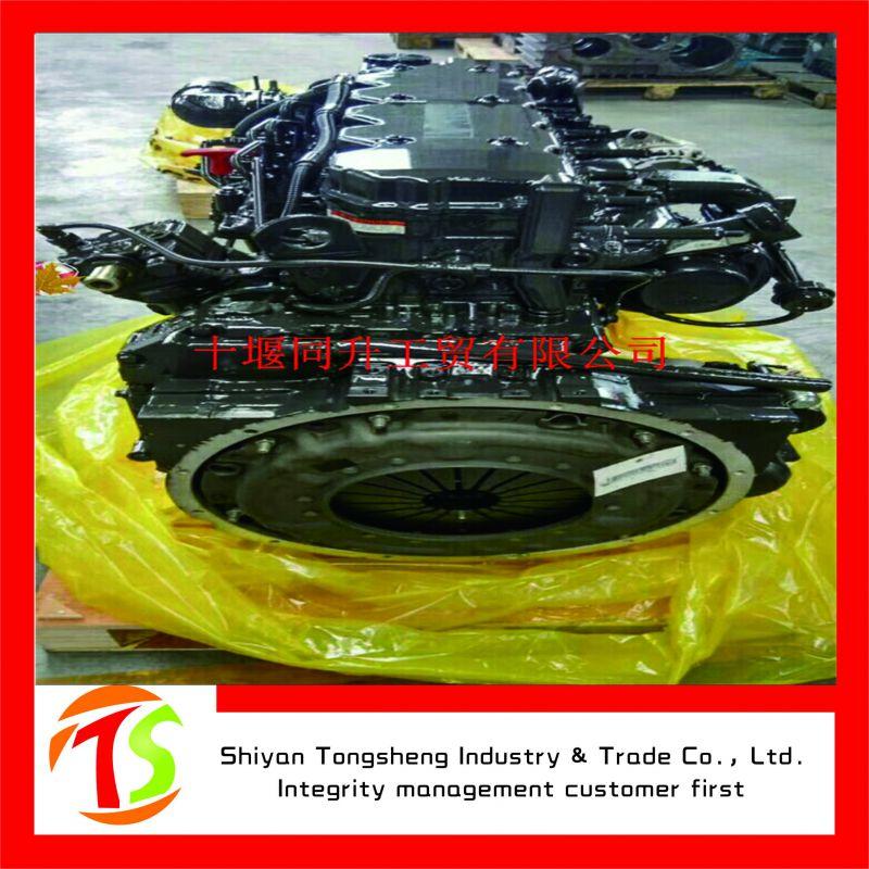 康明斯6缸330马力直喷柴油机发动机适配柳工CLG925E挖机