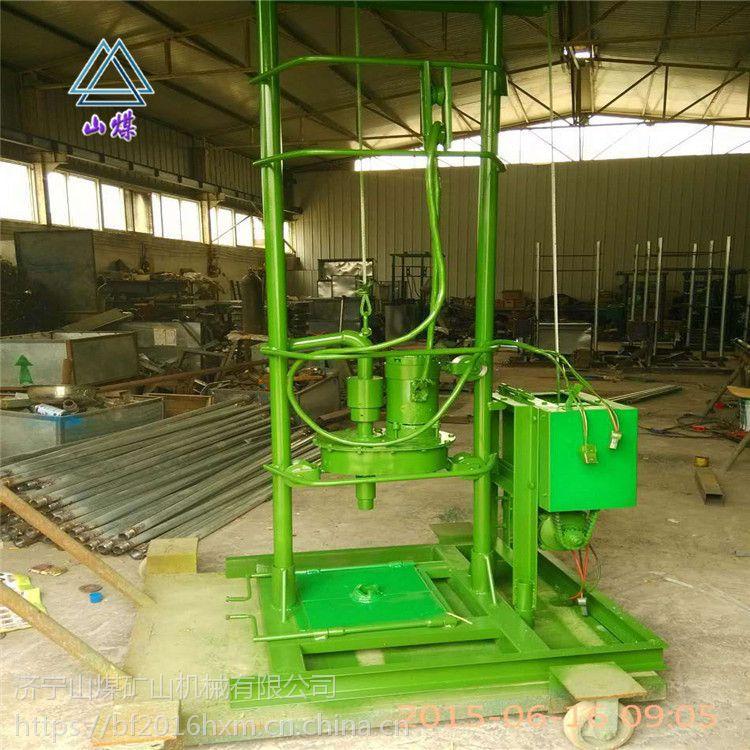 JA42-125型水井钻机 山东水井钻机 供应山煤直流电打井机