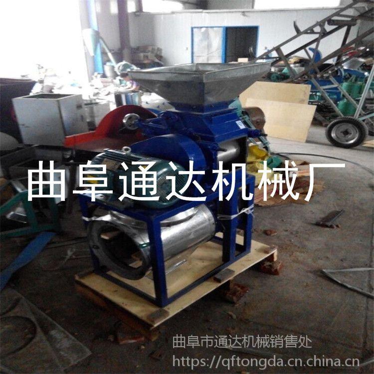 通达供应 小麦面粉机 麦麸分离加工机 电动磨面机