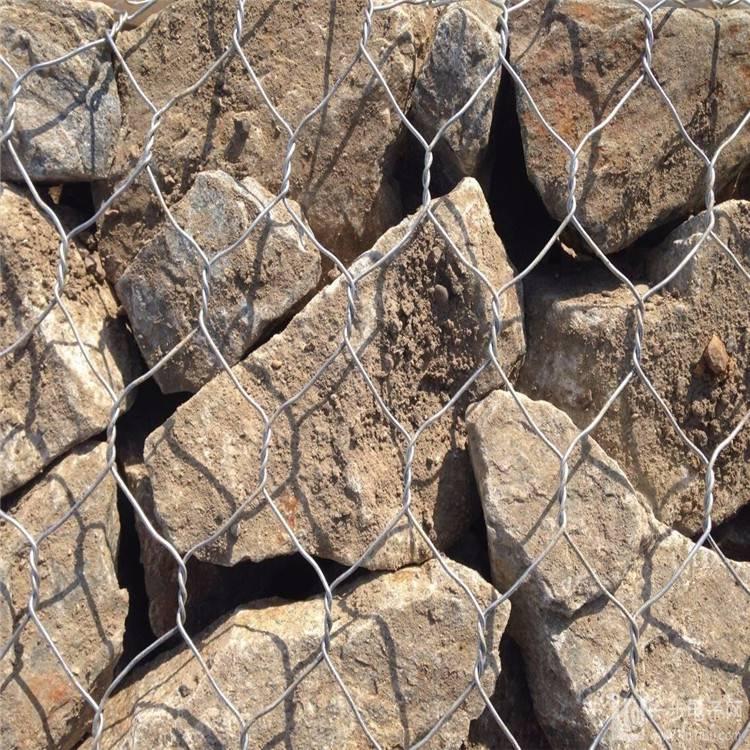 格宾网石笼档墙 护岸双隔板雷诺护垫 格宾网检测机构