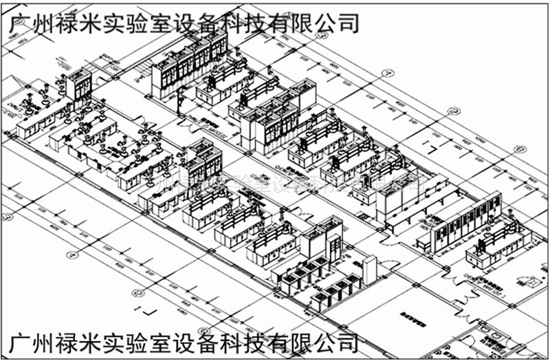 实验室规划设计方案,实验室装修