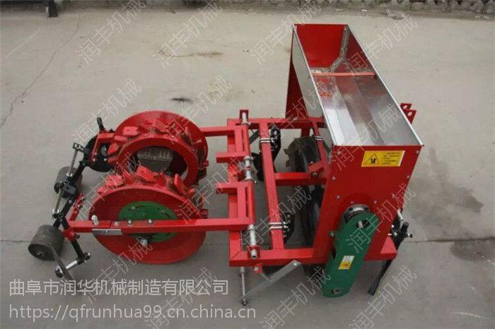 好用不贵的播种机哪里卖 新疆玉米保产精播机 小颗粒种子播种机