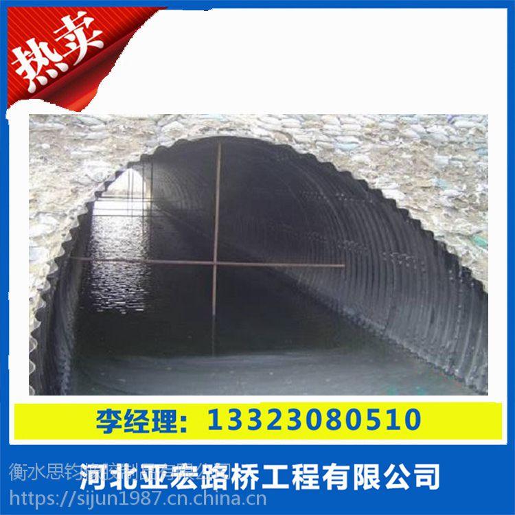 【免费提供方案】贵州的钢波纹管涵经销商