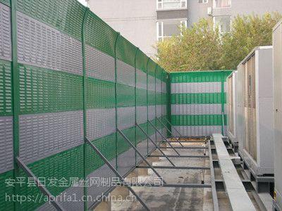 设计加工定制环保金属百叶孔声屏障 隔音屏 吸声屏障