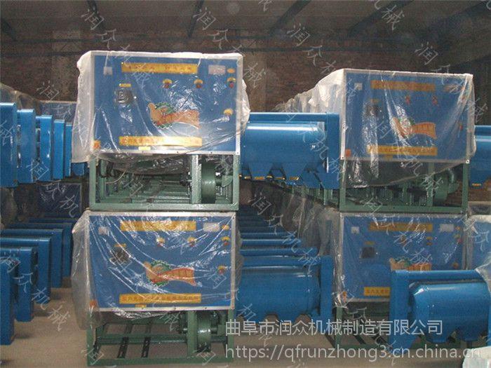 多种型号苞米制渣机 润众 使用寿命长制糁机