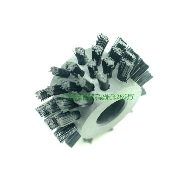 广州顶嘉供应YT01尼龙丝滚筒毛刷 毛刷辊