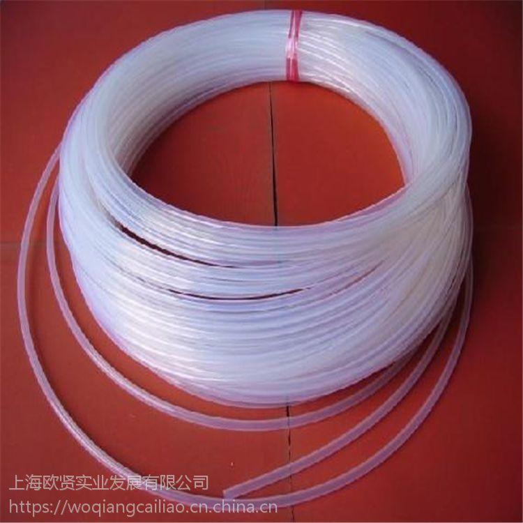 供应 耐高温PVDF热缩管 耐腐蚀耐磨175度透明热缩管 超薄保护热缩套管