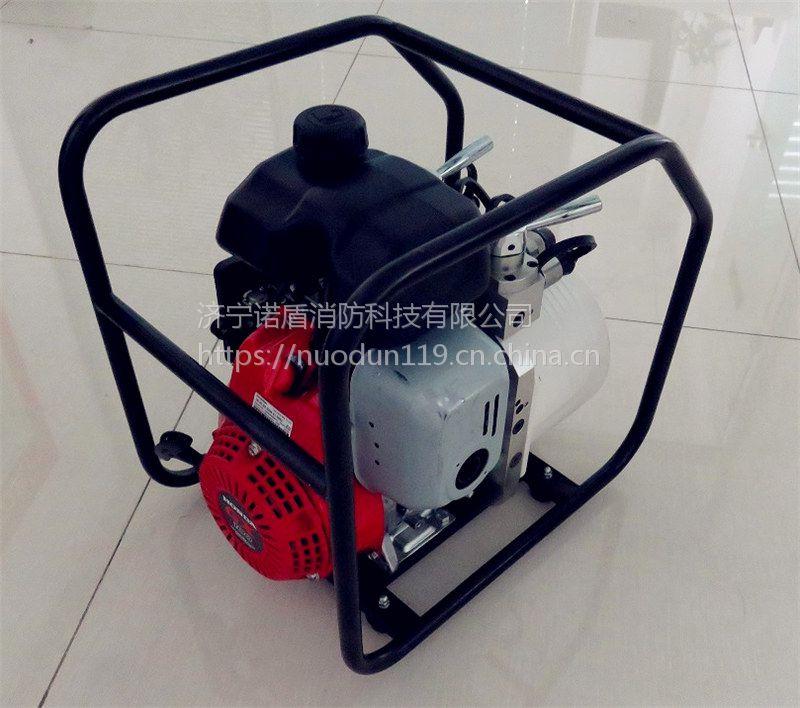 批发居思安bjq-63/0.55-f双输出液压机动泵消防机动泵图片