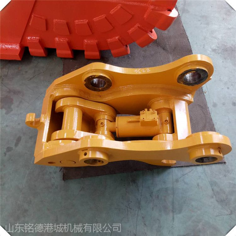 卡特320挖机快换接头 快速连接器 各种挖机快换装置 迅速切换配置件