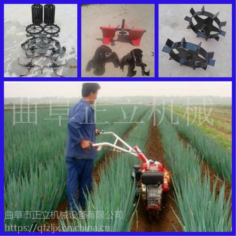 农田菜地大葱种植开沟机 农用田园管理开沟机 除草松土机