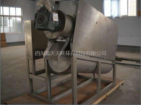 四川JX-FILTRATION无磨损叠螺式污泥脱水机污水处理器厂家销售