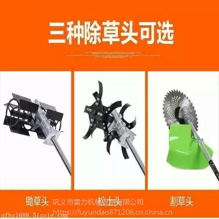 广东超小型除草机的万能作用