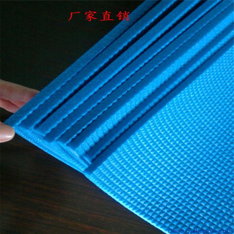 东莞市环保蓝色压纹10倍xpe泡棉