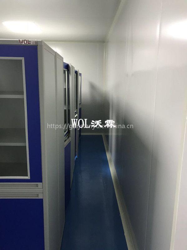 WOL 承接洁净车间 实验室车间 无尘车间装修规划