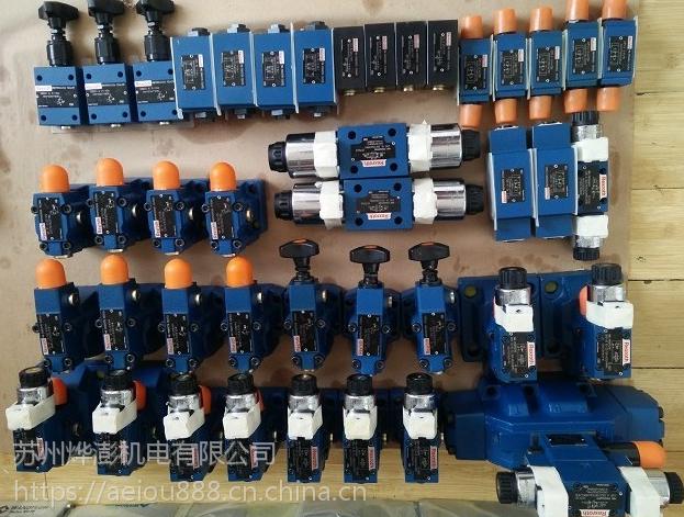 机械及行业设备 阀门 电磁阀 m-4sew10d10b/630mg24n9k4北京华德液压图片