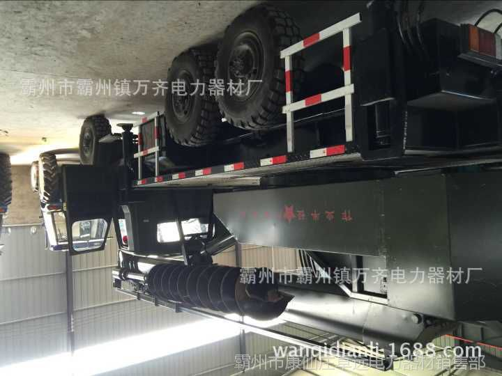 操作视频 8T 改装 多功能汽车吊挖机 万齐