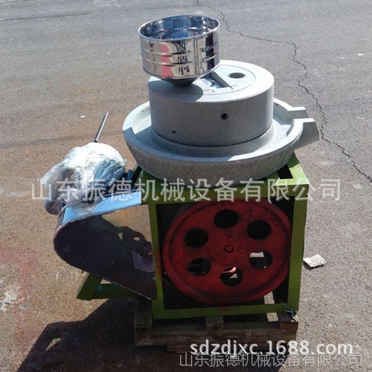 多功能石磨机 小型家用豆浆石磨 振德牌 五谷杂粮石磨 厂家直销