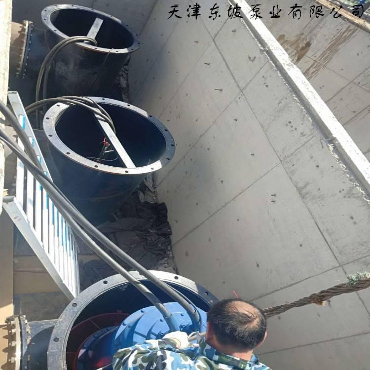 抗旱抗涝轴流泵-天津东坡泵业潜水轴流泵规格