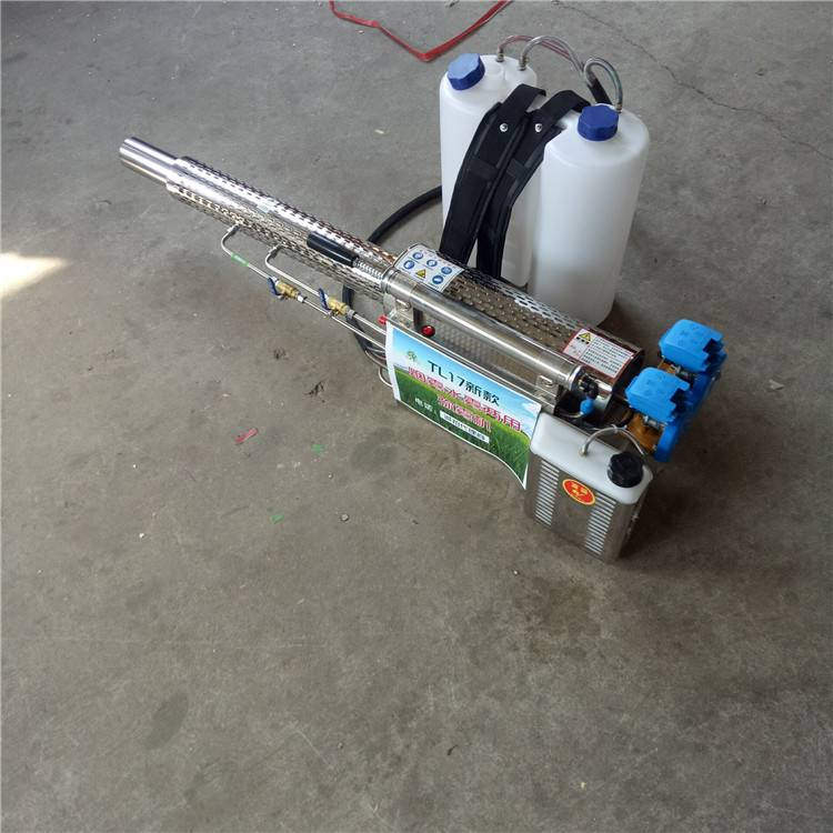 农用脉冲式弥雾机 高压动力烟雾机 不锈钢弥雾机厂家