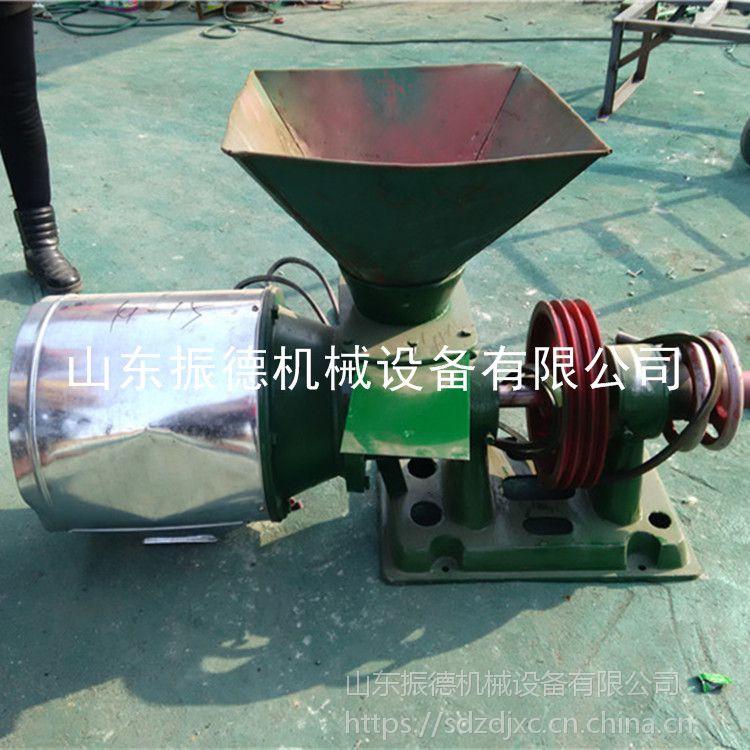面粉加工房原粮制粉机 小麦高粱面粉机 多功能锥形磨面机 振德直销