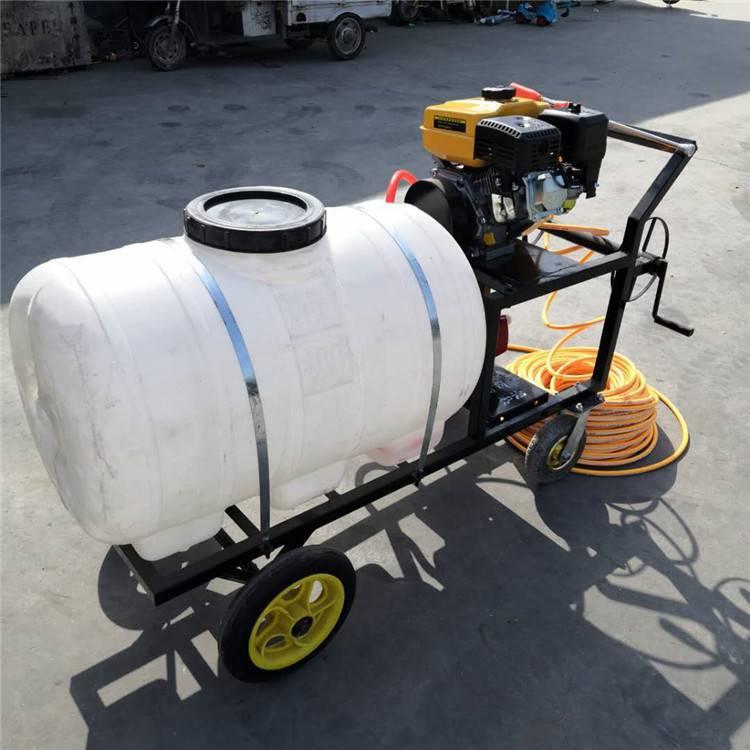 农用高压喷雾器 圣鲁牌拉管式打药机 水田喷雾器