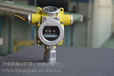 济南瑞安壁挂式RBT-6000-ZLG型天然气探测器