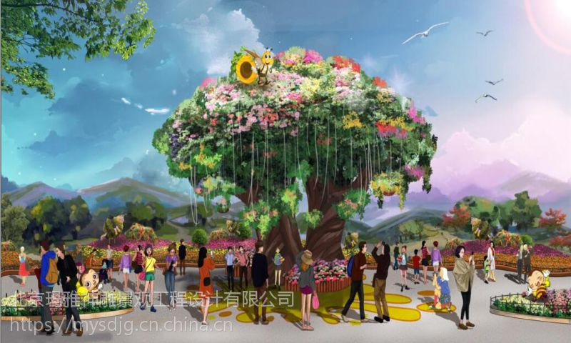 迪士尼假山施工、 室内外儿童乐园、 室内外主题公园 、 影视基地造景、 树屋 、 文化造园 、