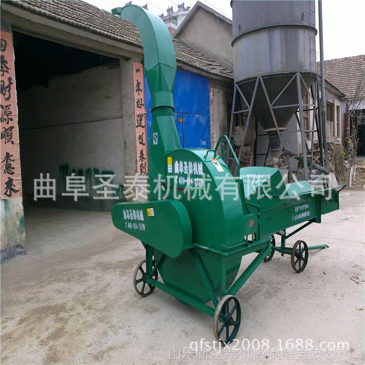 三项铡草机 小型多功能铡草机 甘肃铡草机 养殖场铡草机
