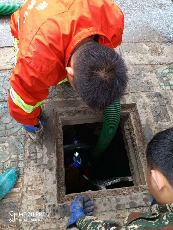 苏州市工业园区污水井清掏雨水井清淤专业的设备专业的队伍