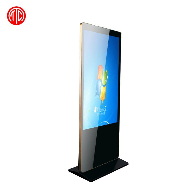 厂家直销65寸mwe955立式4S店超薄高清安卓网络版液晶广告机