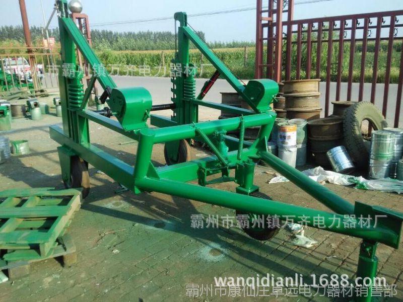 拖车双稳机电缆拖车 质保时间 电力专用 多功能电缆拖车