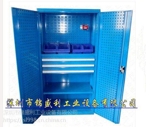深圳锦盛利GJG-1033车间维修工具整理柜 加厚钳工工具柜