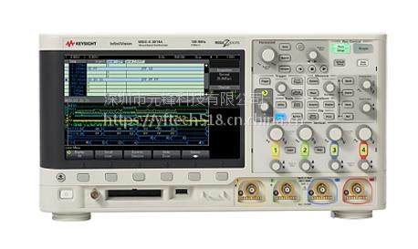 DSOX3102T 示波器1GHz 2通道示波器 DSOX3102T