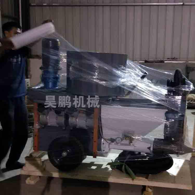 多功能砂浆喷涂机进口机器