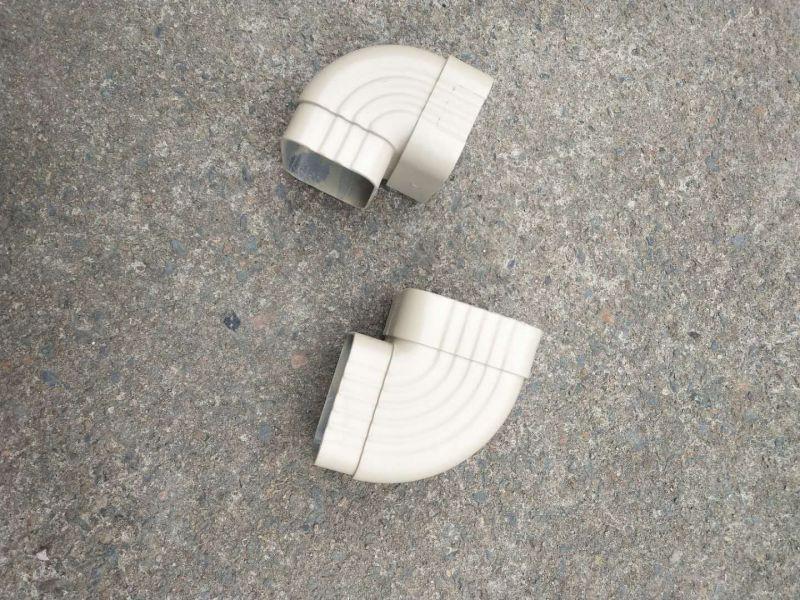 南京铝合金落水管弯头配件屋面排水