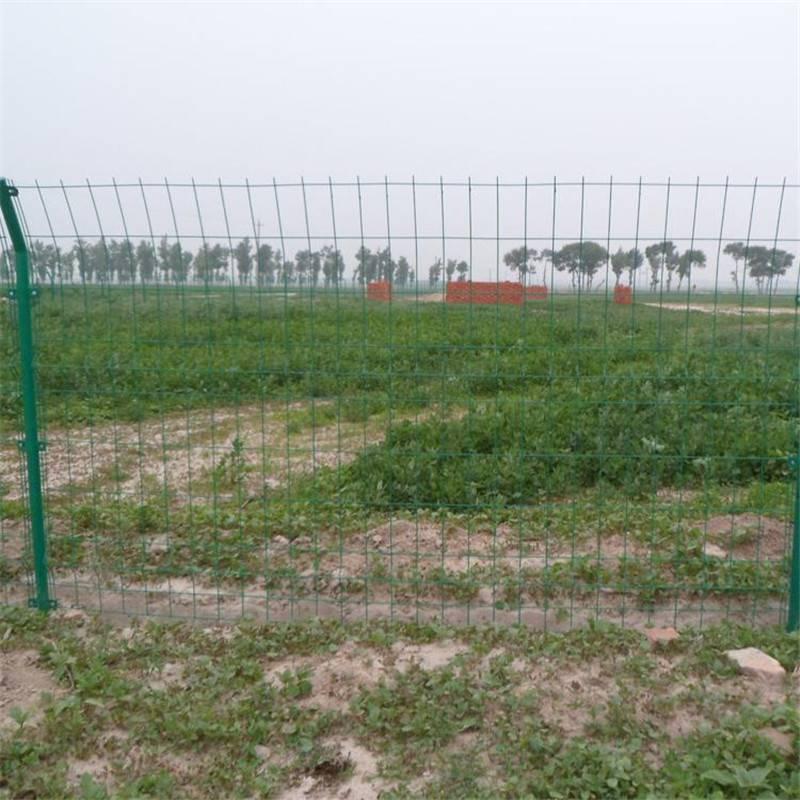 三角折弯护栏网厂家 庭院护栏网 篮球场围栏网