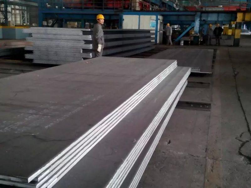 阜南县q235b热轧中厚钢板订轧厂