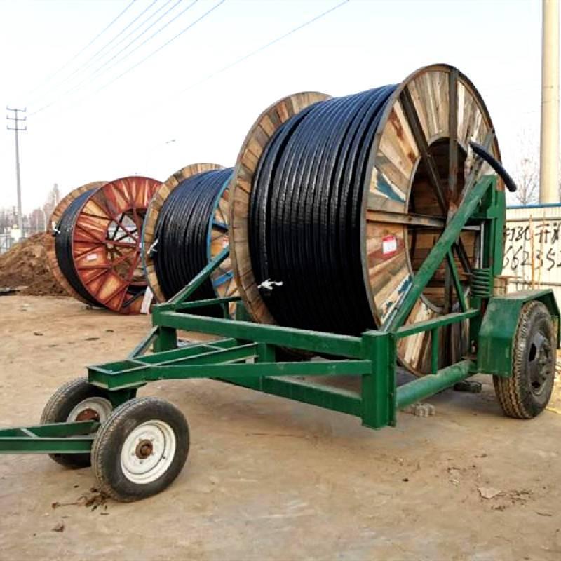 全部电缆拖车规格 8吨液压电缆拖车怎么用 洪涛电力 厂家直销