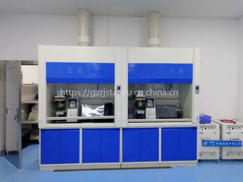 广州沃霖WOL专业承接实验室通风系统工程规划建设