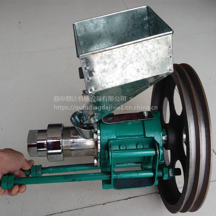 高效节能玉米膨化机 立式两相电玉米面空心棒膨化机