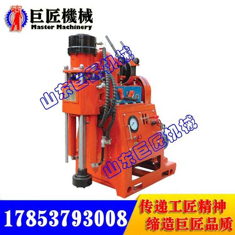 华夏巨匠ZLJ-350煤矿用坑道钻机探水钻多交钻探性能可靠