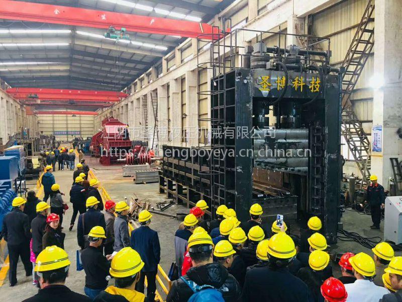 圣博大型重废剪,圣博牌630吨大型龙门剪,800吨龙门剪报价