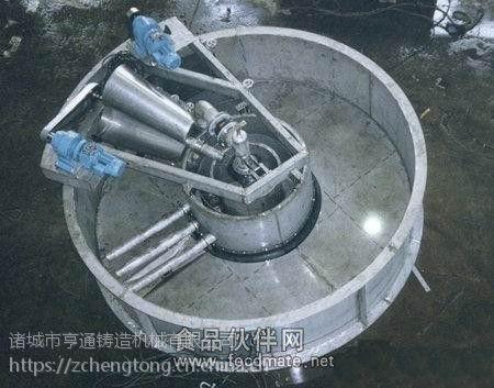 气浮机 浅层气浮机 造纸业废水处理设备