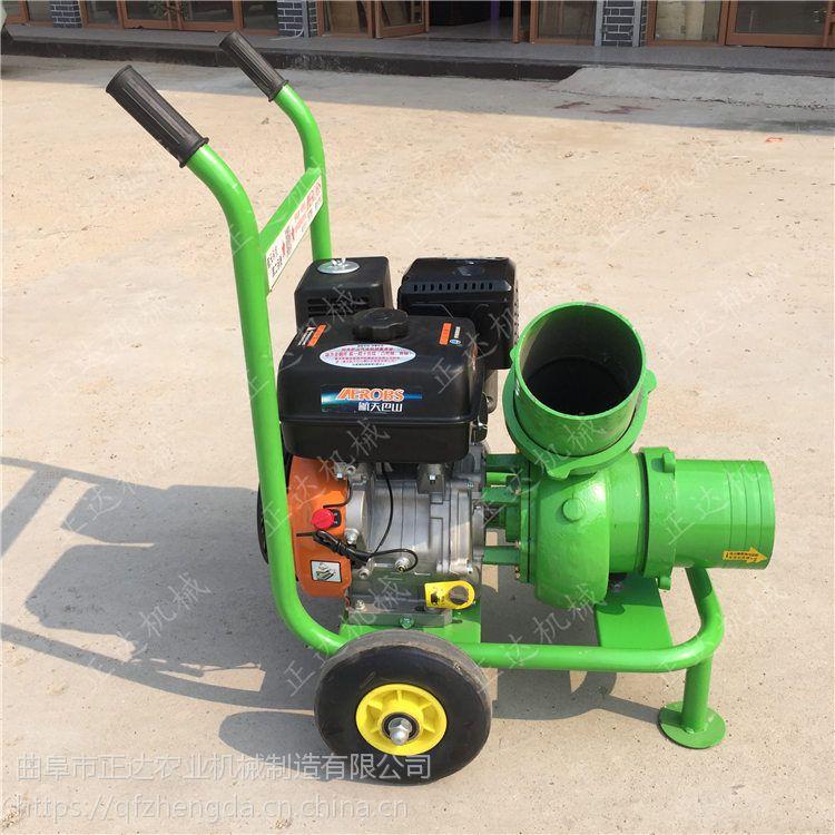 本田抽水泵价格 农田河道抽水机 170F3寸汽油抽水泵