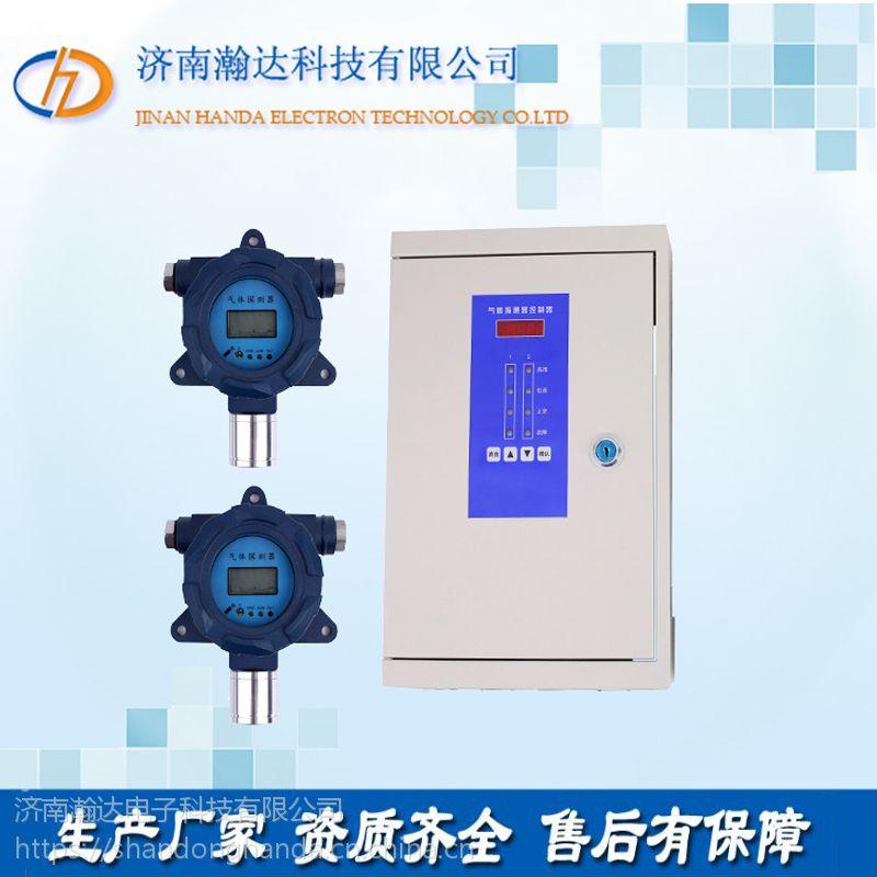油气泄漏检测仪 油气浓度报警仪器 固定式防爆型生产厂家