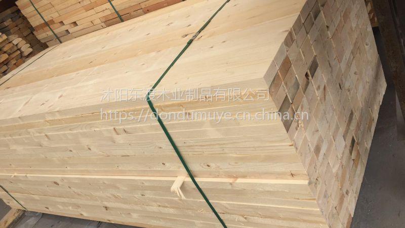 供多种规格优质新鲜杨木木条