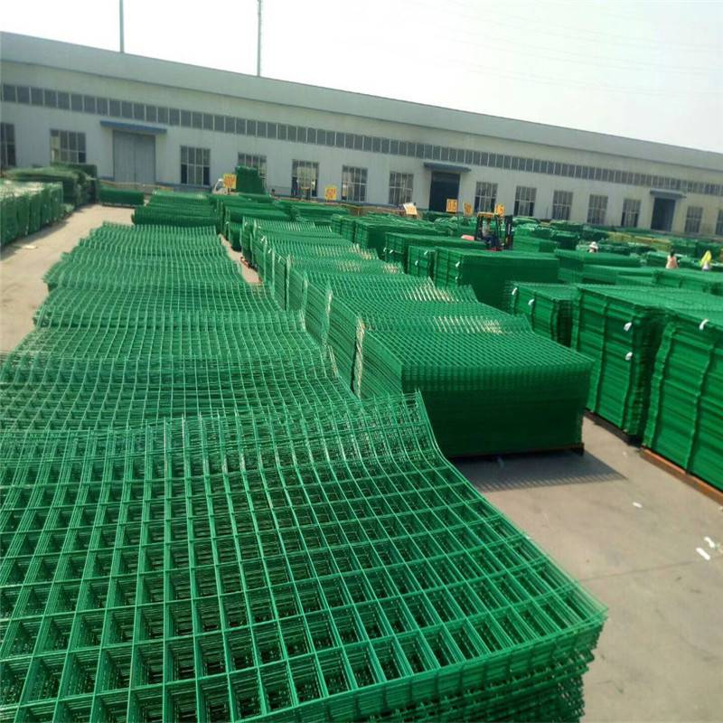 浸塑铁丝网 生态园围栏 养殖圈地围网