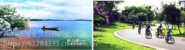 【幼儿园春游踏青活动方案app】东莞浪漫松山湖、香市动物园一天亲子游